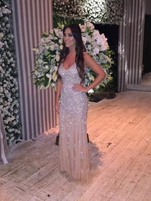 Trompeten-/Meerjungfrauenkleider V-Ausschnitt Pinselschleppe Tüll Abendkleid mit Kristalle
